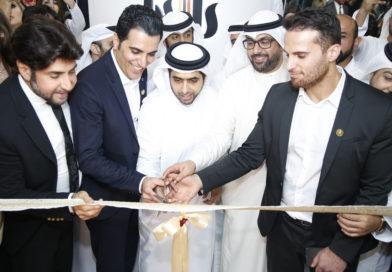 بحضور الشيخ محمد بن مكتوم بن جمعة آل مكتوم  افتتاح  بادرا احدث عيادات تجميل في دبي