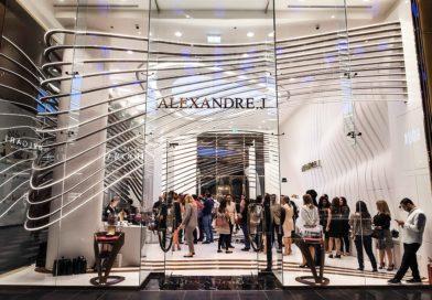 """صانع العطور الفرنسية ألكسندر جي يفتتح البوتيك الجديد للعلامة الراقية في """"دبي سيتي ووك"""""""