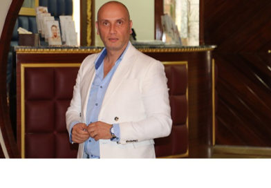 جراح التجميل العالمي الدكتور أرماند حلبي في دبي